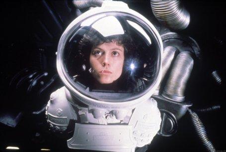 « Dans l'espace, personne ne vous entend crier. »