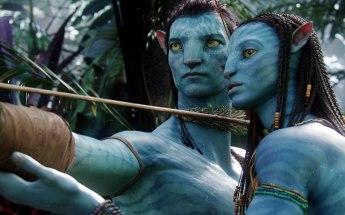 Les humains exploitent les ressources de la planète Pandora.