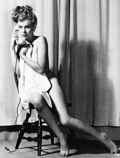 Marilyn Monroe à 19 ans