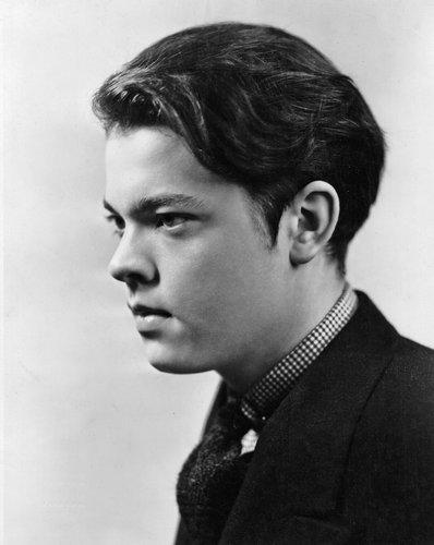 Orson Welles en 1933