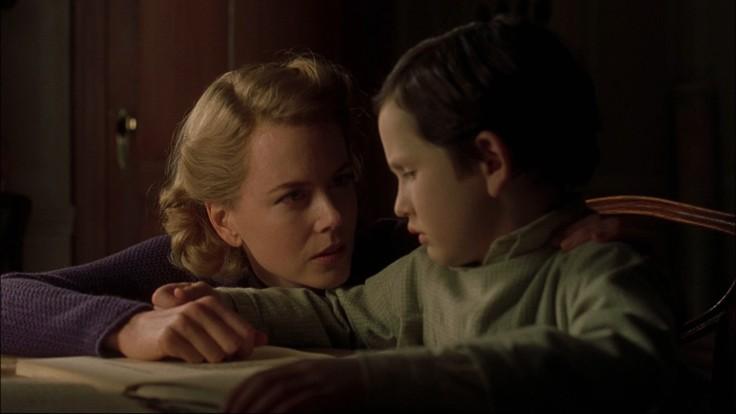 Nicole Kidman et James Bentley dans Les Autres