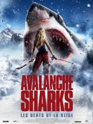 Libéré par une explosion déclenchée pour éviter les risques d'avalanche, un requin préhistorique s'attaque à des bombasses en vacances à la montagne (mais malgré tout en bikini).