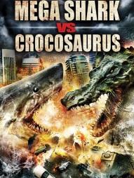 Finalement, c'est le Mega Shark qui l'a emporté. Il doit maintenant affronter un crocodile géant : le Crocosaurus !