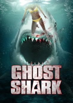 Un requin fantôme capable d'apparaître en mer mais aussi dans la moindre source d'eau (même la vapeur du fer à repasser).