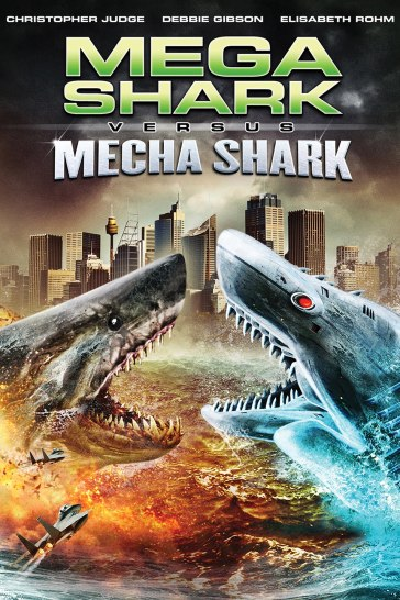 Pitch : Au large des côtes égyptiennes, un mégalodon réapparaît du fond des mers. Pour contrer cette nouvelle menace, le gouvernement américain a mis au point un requin mécanique gigantesque doté des mêmes caractéristiques que le mégalodon.