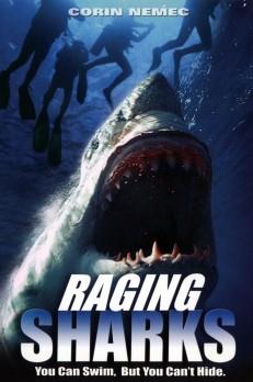 Un ovni s'écrase dans la mer et déclenche un champ d'impulsions magnétiques qui mènent les requins dans une terrible frénésie. Avec Corin - Parker Lewis - Nemec