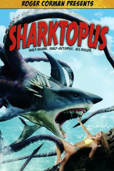 L'US Navy a créé une arme de guerre terrible : un hybride mi-requin mi-pieuvre, le sharktopus ! S'ensuivront une série de films contant la lutte acharnée entre le sharktopus et diverses créatures hybrides créées par l'homme : Sharktopus vs. Pteracuda (mi-pteranodon mi-barracuda) et Sharktopus vs. Whalewolf (mi-loup mi-orque). Fort de ce succès, les producteurs ont lancé une nouvelle série mettant en scène un monstre hybride : le Piranhaconda